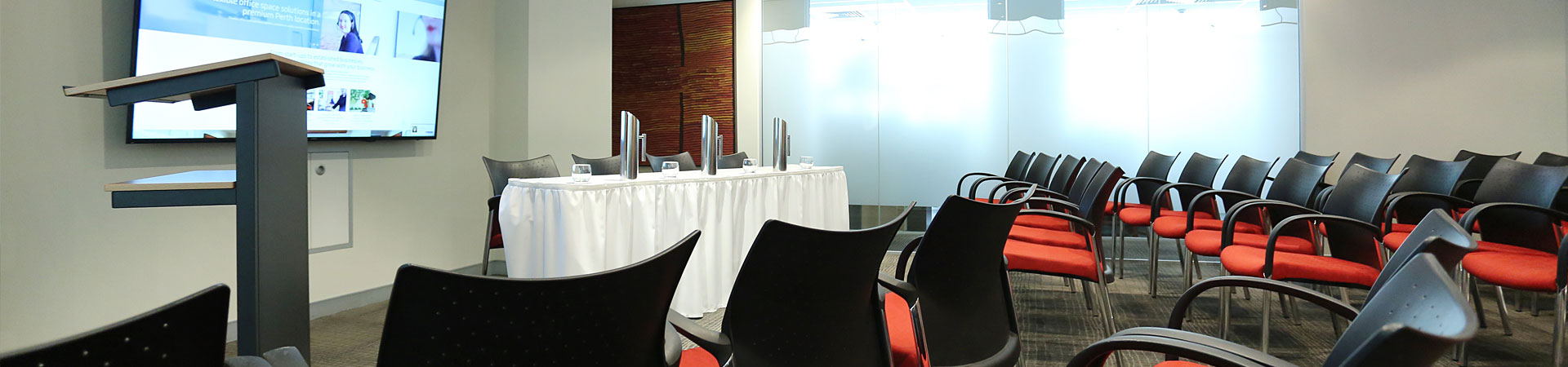 Conference facilities to suit your budget and function requirement